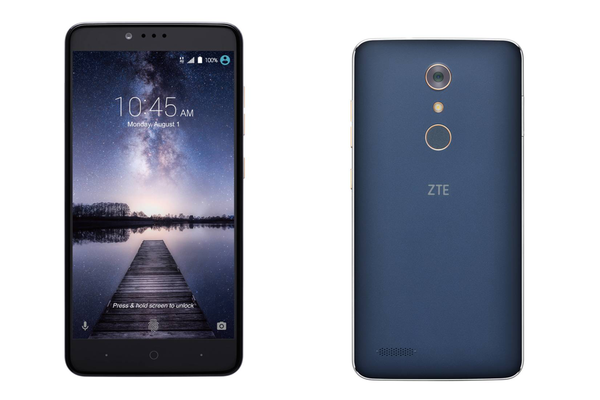 ZTE Zmax Pro Solid-performance budget smartphone