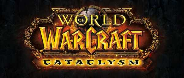 Date de sortie de World of Warcraft Cataclysm le 7 décembre