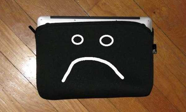 Lo peor del MacBook Air 11.6 es ... Encontrar una funda que se ajuste