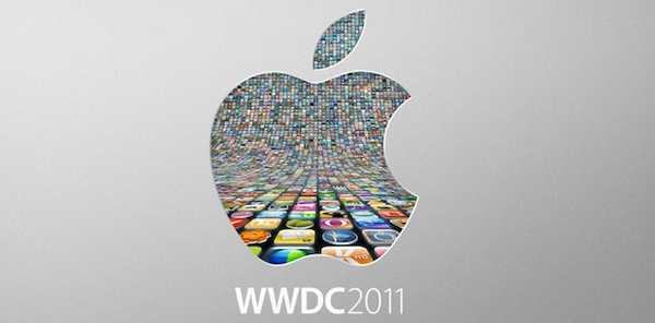 WWDC 2011 Steve Jobs, Mac OS X Lion, iOS 5, iCloud confirmado. MacBook Air y iPhone 4S ¿Quizás?